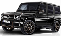 Mercedes-AMG G65 Final Edition ra mắt giới hạn 65 chiếc