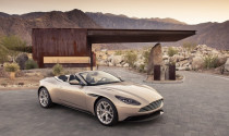 Ngất ngây trước vẻ đẹp của Aston Martin DB11 Volante