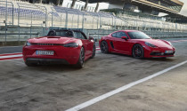 Porsche công bố bản nâng cấp GTS của Porsche 718 Boxster và 718 Cayman