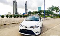 Toyota Vios giảm giá thấp kỷ lục còn dưới 500 triệu đồng