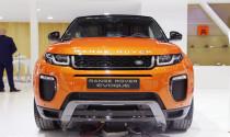 Cận cảnh Range Rover Evoque Convertible mới ra mắt