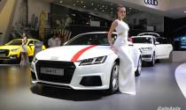 Cặp đôi Audi TT và Audi Q3 bản đặc biệt ra mắt tại VIMS 2017