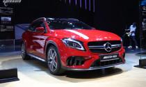 Mercedes-AMG GLA 45 4MATIC 2018 có giá từ 2,399 tỷ đồng