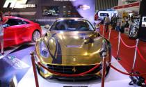 Ngắm chiếc Ferrari Cường Dollar bán lại trong VIMS 2017