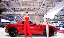Soi chiếc Jaguar F-Type R Convertible được cho là của Lý Nhã Kỳ