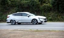 Trải nghiệm Honda Clarity FCV & Clarity PHEV tại đường đua Twin Ring Motegi