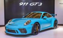 Porsche 911 GT3 2018 ra mắt Đông Nam Á, giá 9,1 tỷ đồng