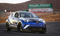 Toyota C-HR độ - mãnh thú 600 mã lực