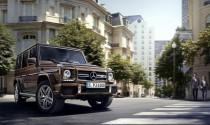 """Vua địa hình"" Mercedes G-Class sẽ có nhiều cải tiến về off-road"