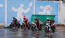 """SVĐ Đồng Tháp đua xe """"rực lửa"""" tranh tài cúp quốc gia 2017"""
