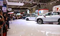 Giá xe giảm mạnh, thị trường ô tô chỉ tăng trưởng nhẹ
