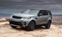 Land Rover Discovery 2018 giá từ 53.085 USD, bán ra vào năm sau