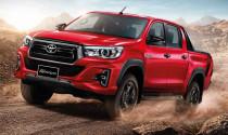 Toyota Hilux 2018 ra mắt tại Thái Lan