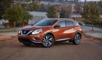 Crossover Nissan Murano 2018 trình làng, giá từ 693 triệu đồng