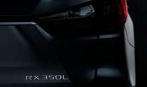Lexus RX L 7 chỗ chốt lịch ra mắt
