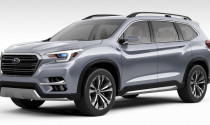 SUV 7 chỗ hoàn toàn mới của Subaru lên lịch ra mắt