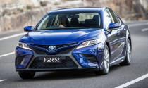 Toyota Camry 2018 giá 476 triệu đồng tại Úc