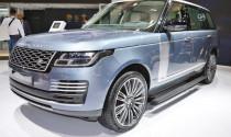 Vẻ xa hoa, lộng lẫy của Range Rover 2018 tại triển lãm ô tô Dubai