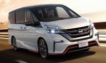 Chạy đua minivan, Nissan ra mắt Serena thế hệ mới, giá hơn 30.000 USD