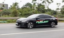 Honda Civic VTEC Turbo chỉ tiêu thụ 4,5 lít/100km