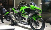 Kawasaki công bố giá bán Ninja 400 2018 từ 153 triệu đồng