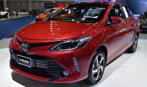 Toyota sắp ra mắt Vios phiên bản 2018 tại Ấn Độ