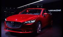 Các sedan của Mazda thế hệ tiếp theo có thể có AWD