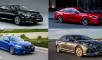 Điểm mặt các mẫu Sedan trong tầm giá 1 tỷ đồng
