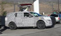 Ford Explorer 2019 tái thiết kế, hộp số 9 cấp
