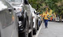 Hà Nội: Phí gửi ô tô ở trung tâm dự kiến là 4 triệu đồng/xe/tháng