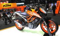 KTM DUKE 390 và RC 390 2017 đã ra mắt tại Thái Lan, biker Việt hóng từng ngày