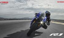 Siêu mô tô Yamaha YZF-R1 2018 có giá 731 triệu đồng tại Ấn Độ