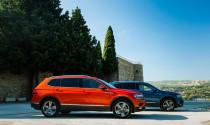 Xe Đức Volkswagen Tiguan 2018 ra mắt  tại Việt Nam, giá gần 1,7 tỷ đồng