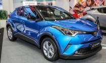Toyota C-HR 2017 có giá 810 triệu đồng tại Malaysia