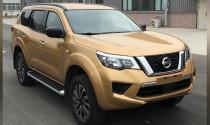 Toyota Fortuner sắp có đối thủ mới, Nissan Terra 2018