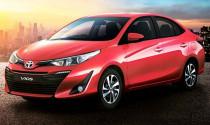 Toyota Vios 2018 có gì mới?