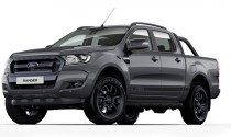 Ford Ranger thế hệ mới sẽ ra mắt vào đầu năm 2018