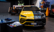 Khách được chọn cấu hình Lamborghini Urus thế nào?