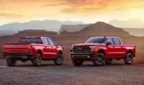 Siêu bán tải Mỹ Chevrolet Silverado 2019 ra mắt, đối đầu Ford F - 150