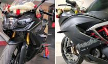 """""""Cá mập nhỏ"""" TVS Apache RR 310 chốt lịch ra mắt, cạnh tranh Kawasaki Ninja 300"""