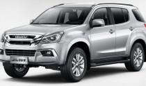 Isuzu MU-X bản nâng cấp ra mắt ở Trung Quốc, giá từ 620 triệu đồng