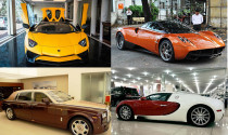Top 6 chiếc xe đắt nhất Việt Nam