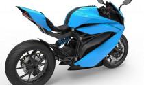 Xuất hiện siêu mô tô điện tốc độ hơn 170 km/h