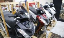 Đầu năm: Xe máy nhập khan hàng, giá lục đục tăng