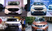 Chọn xe nào chơi tết trong 4 mẫu Crossover Nhật Bản?