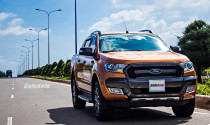 Ford Việt Nam đạt doanh số ấn tượng trong năm 2017