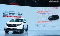 Honda chính thức công bố giá CR-V 2018, bản cao cấp 1.256 tỷ đồng