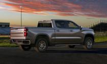 Ngắm vẻ đẹp của Chevrolet Silverado 2019 – Đối thủ của Ford F-150