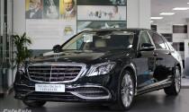 Soi chi tiết Mercedes-Maybach S450 2018 tại Việt Nam, giá 7,129 tỷ đồng