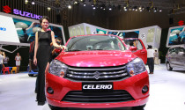 Suzuki Celerio có giá 359 triệu đồng, cạnh tranh với Hyundai Grand i10